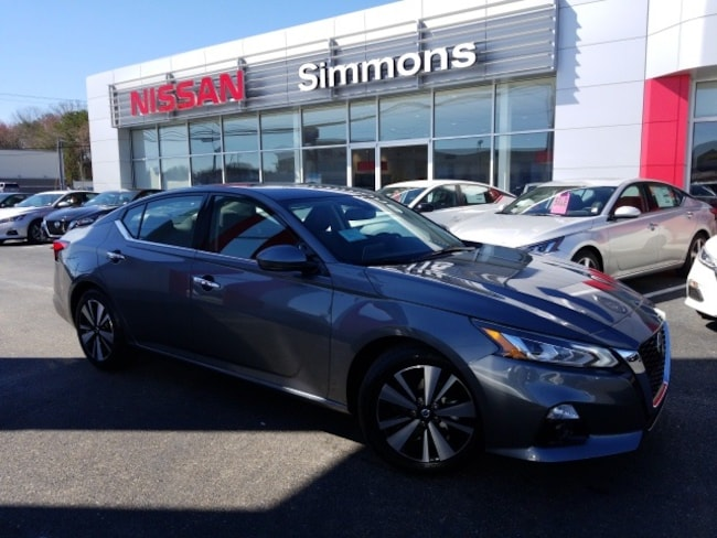 New 2019 Nissan Altima 2.5 SV Sedan For Sale/Lease Mount Airy NC