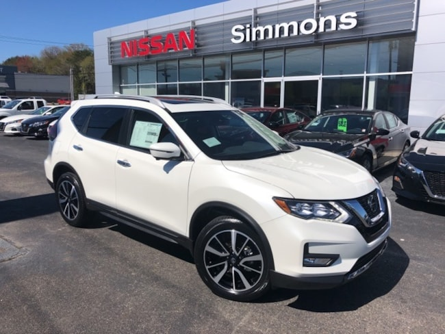 New 2019 Nissan Rogue SL SUV For Sale/Lease Mount Airy NC