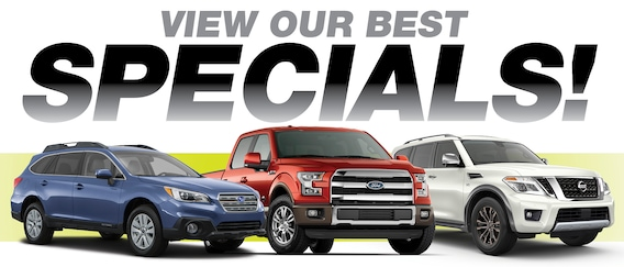 New and Used Ford, Nissan, Hyundai, Chevrolet and Jeep