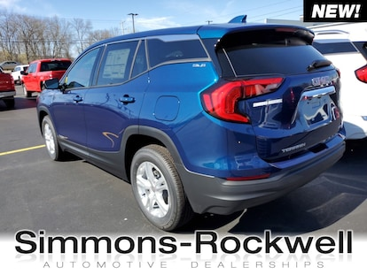 New 2019 Gmc Terrain For Sale At Simmons Rockwell Vin