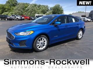 2019 Ford Fusion Hybrid SE SE FWD