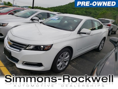 Simmons Rockwell Used >> Used 2019 Chevrolet Impala For Sale At Simmons Rockwell