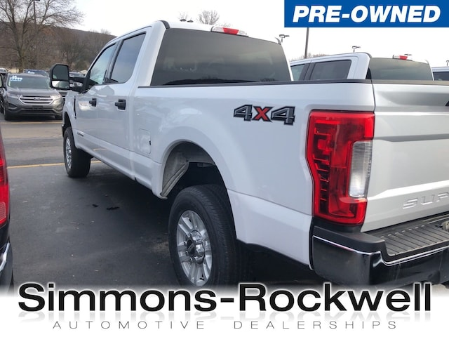 Worktruck Pre-Owned Inventory | Simmons-Rockwell