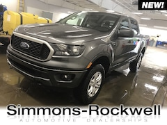 2019 Ford Ranger XLT XLT 4WD SuperCrew 5 Box