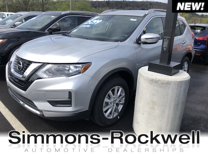 Simmons Rockwell Nissan >> New 2019 Nissan Rogue For Sale At Simmons Rockwell Vin