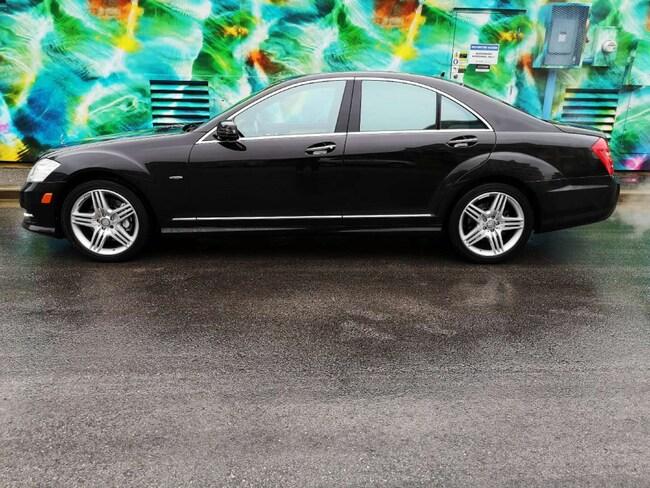 2012 Mercedes-Benz S-Class S550 4MATIC ONLY 80, 075 KM Sedan