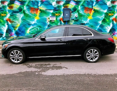 2015 Mercedes-Benz C-Class C300 4MATIC ONE OWNER LOCAL NO ACCIDENT Sedan