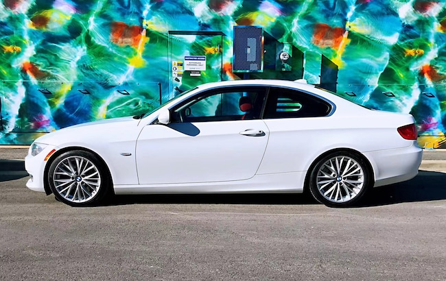 2012 BMW 335i LOCAL ONE OWNER NO ACCIDENT Coupe