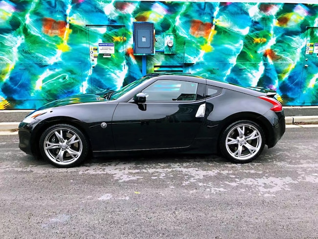 2009 Nissan 370Z LOCAL NO ACCIDENT. Coupe