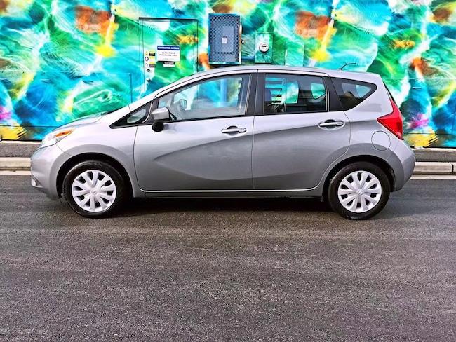 2015 Nissan Versa Note S ONLY 53, 261 KM Hatchback
