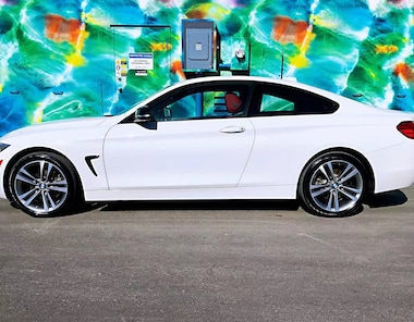 2016 BMW 428i xDrive ONLY 25,136 KM. Coupe
