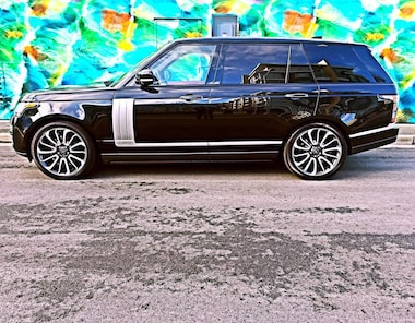2017 Land Rover Range Rover AUTOBIOGRAPHY LONG WHEEL BASE LWB SUV
