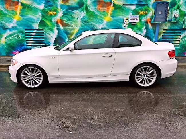 2011 BMW 128 ONLY 117,544KM.  Coupe