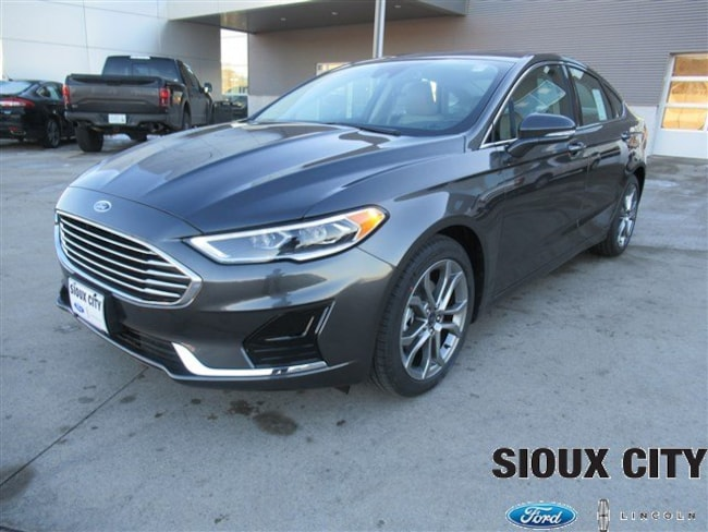Sioux City Ford >> New 2019 Ford Fusion For Sale At Sioux City Ford Lincoln