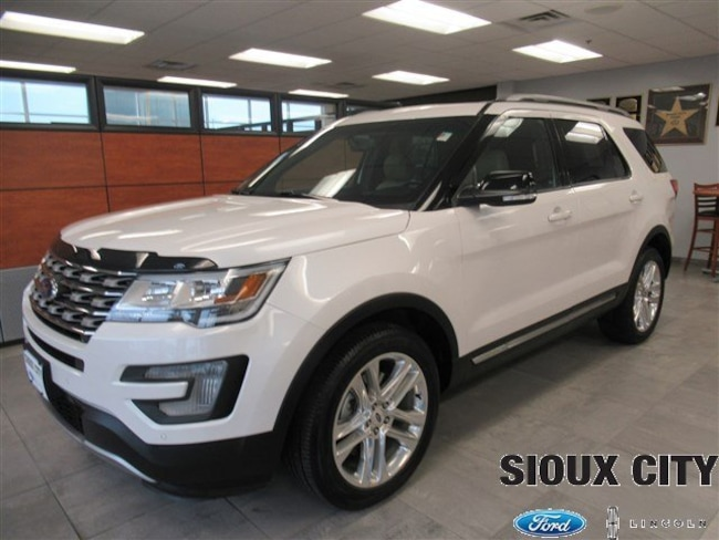 Sioux City Ford >> Used 2017 Ford Explorer For Sale At Sioux City Ford Lincoln Vin