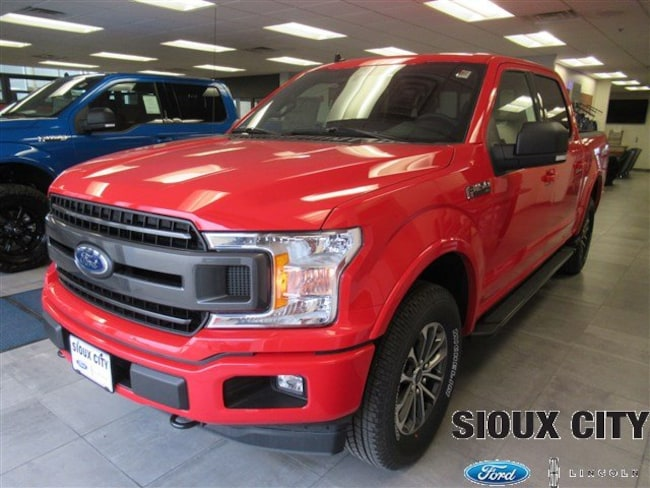Sioux City Ford >> New 2019 Ford F 150 For Sale At Sioux City Ford Lincoln Vin