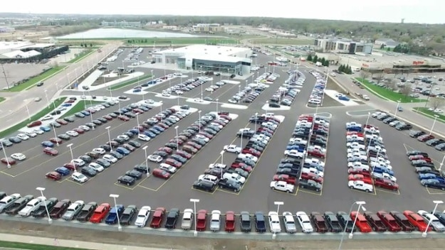 Sioux Falls Ford >> We Moved Our First Week At The New Ford Dealership Sioux Falls Ford
