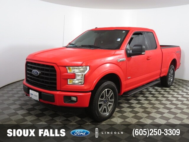2016 Ford F-150 XLT Super Cab Shortbox