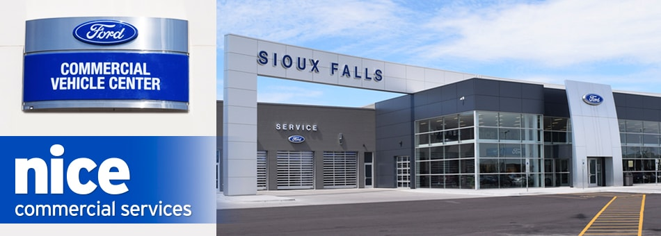 ford commercial sales and service at sioux falls ford. Black Bedroom Furniture Sets. Home Design Ideas