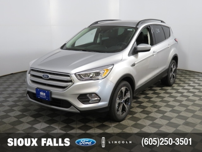 New 2018 Ford Escape SEL SUV for sale in Sioux Falls