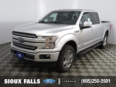 2018 Ford F-150 Lariat Crew Cab Shortbox