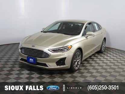 New 2019 Ford Fusion For Sale Sioux Falls SD | VIN:3FA6P0CD4KR108411