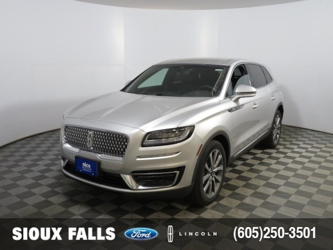 New 2019 Lincoln Nautilus For Sale In Sioux Falls Sd T82708