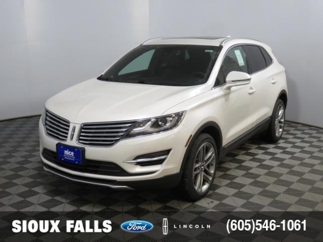 2018 Lincoln MKC Reserve SUV