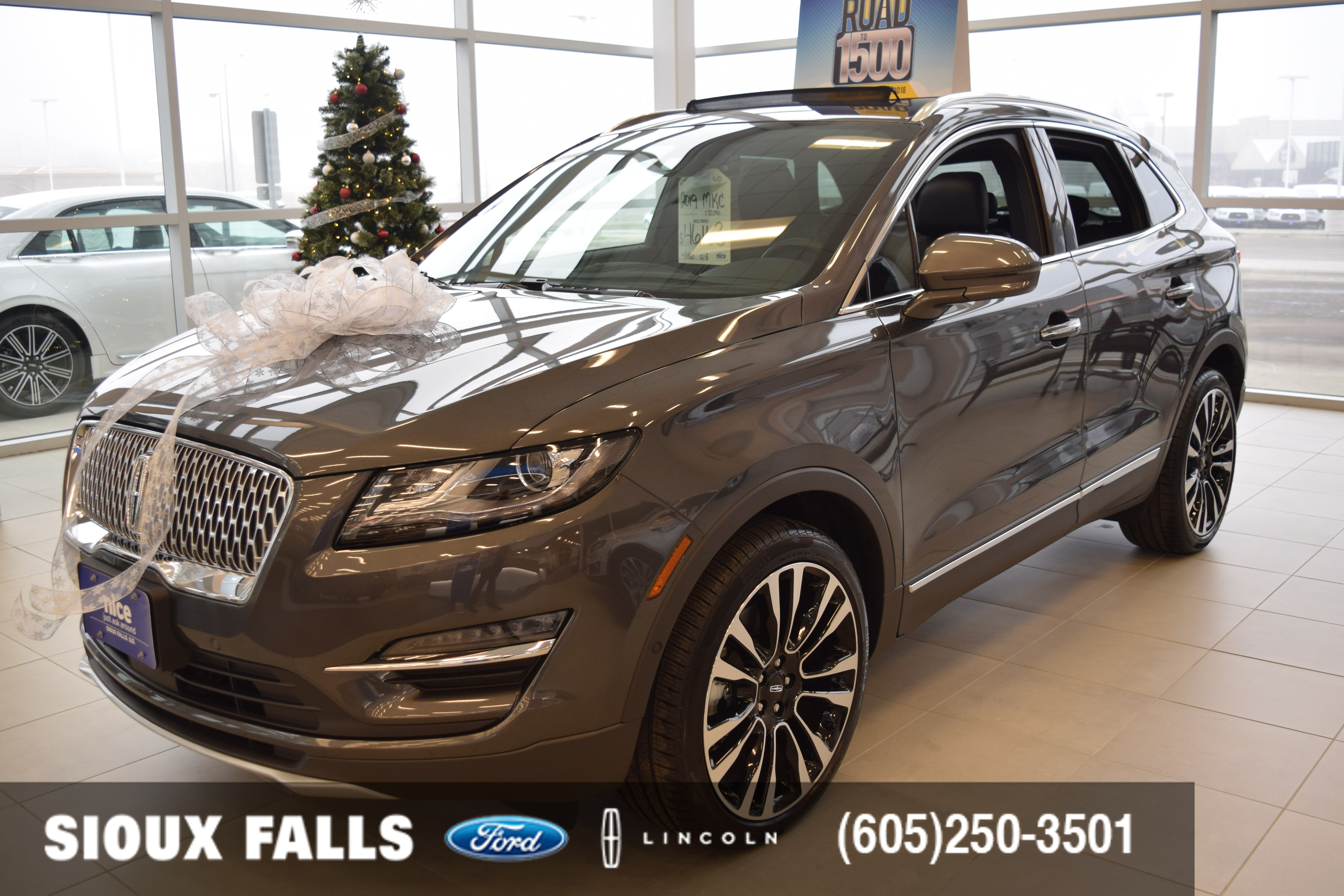 New 2019 Lincoln Mkc For Sale In Sioux Falls Sd T81560