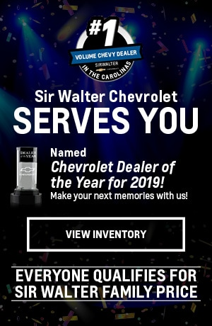 Dealer of the Year Specials