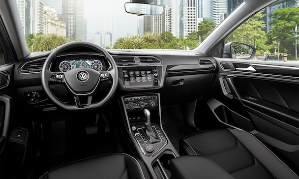 2019 VW Tiguan Interior