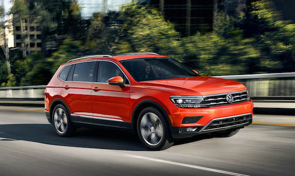 2019 VW Tiguan in Las Cruces