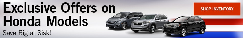 Exclusive Offers on Honda Models