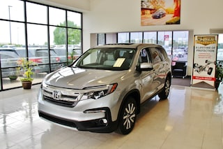 New 2019 Honda Pilot EX-L FWD SUV for Sale in Hopkinsville KY