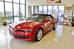 2015 Chevrolet Camaro LT RS Pkg Convertible