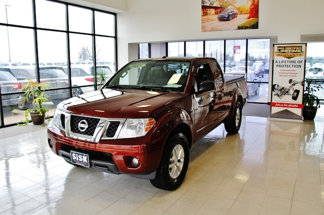2016 Nissan Frontier SV King Cab