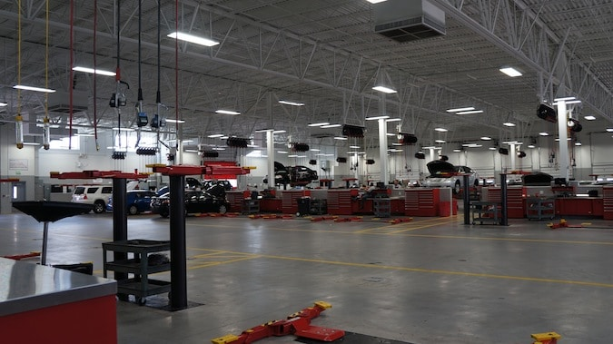 Recommended Toyota Car Service