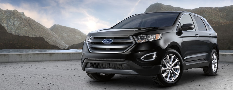 The  Ford Edge In Lake Orion Mi