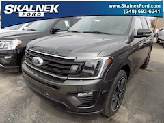 New 2019 Ford Expedition Limited SUV N22905 for Sale near Oxford, MI, at Skalnek Ford