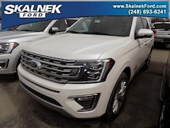 New 2019 Ford Expedition Limited SUV N22991 for Sale near Oxford, MI, at Skalnek Ford