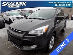 Used Vehicles for sale 2016 Ford Escape SE SUV in Lake Orion, MI