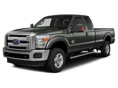 2016 Ford F-350 Super Duty Extended Cab Truck