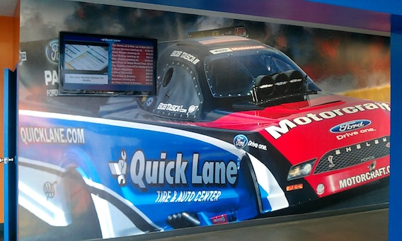 Quick Lane Tire Auto Center Of Keizer Skyline Ford