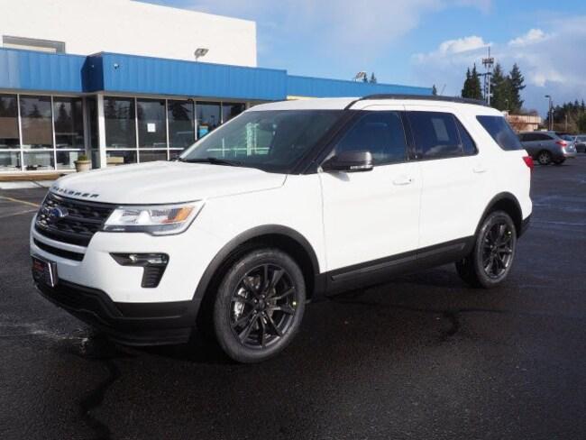 New 2019 Ford Explorer XLT SUV For Sale/Lease Salem, OR