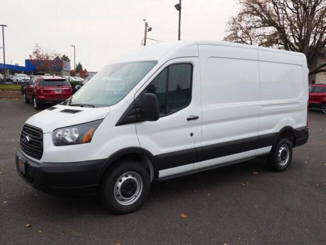 New 2019 Ford Transit-250 Base w/Sliding Pass-Side Cargo Door Van Medium Roof Cargo Van For Sale/Lease Salem, OR