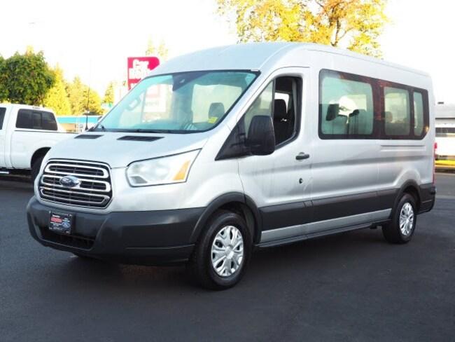 2017 Ford Transit Wagon 350 XLT Wagon Medium Roof Wagon