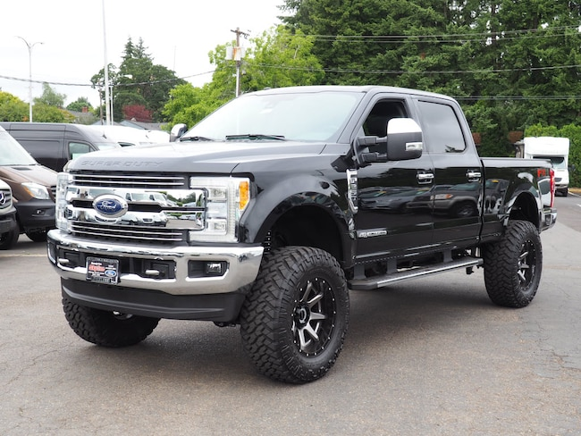 New 2018 Ford F-250 Lariat Truck Crew Cab For Sale/Lease Salem, OR