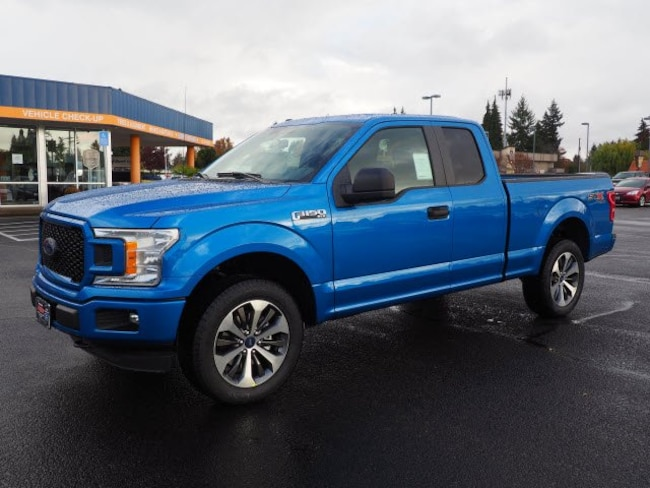 New 2019 Ford F-150 STX Truck SuperCab Styleside For Sale/Lease Salem, OR
