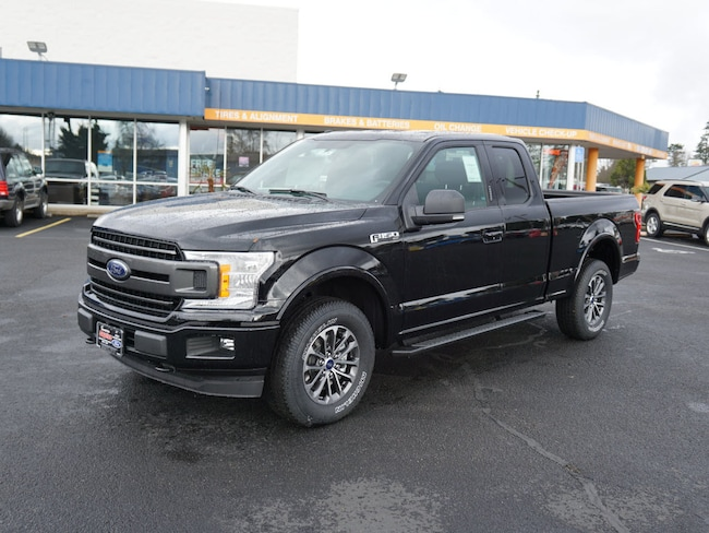 New 2018 Ford F-150 XLT Truck SuperCab Styleside For Sale/Lease Salem, OR