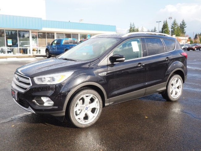 New 2019 Ford Escape Titanium SUV For Sale/Lease Salem, OR